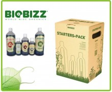 Kit Bio Bizz Starters Pack