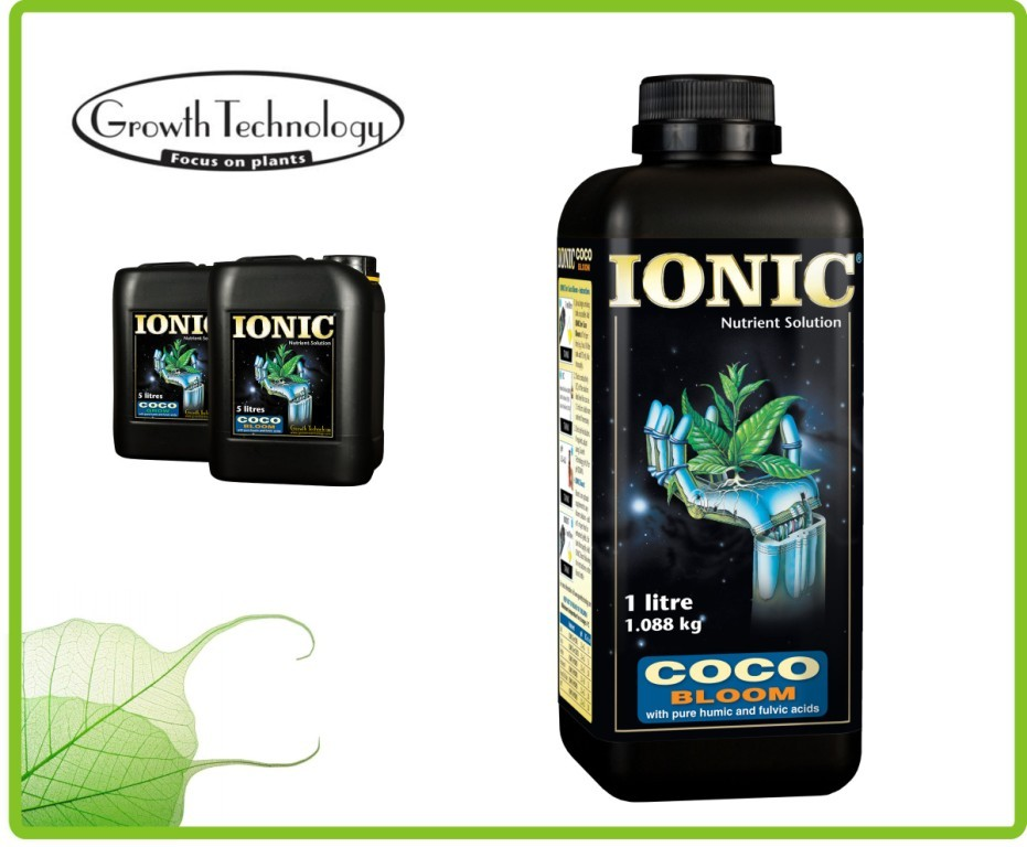 Ionic Cocco Bloom Growth Technology 1 Lt