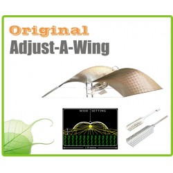 Adjust-A-Wings Medium Avenger Fibra Di Vetro Crx 97% + Super Spreader