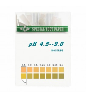 PH Test in strisce colorimetriche 100 pz