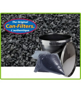 Carboni Attivi Can-Filters In Secchi Da 8 Kg
