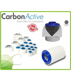 Carbonactive Homeline 125 Diam. 125 Mm-500 Mc/H