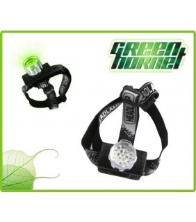 Green Hornet 20 Led Head Lamp