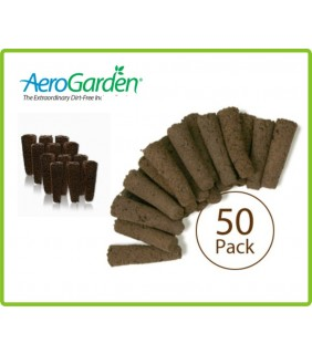 Aerogarden Grow Sponges Conf. 50 Pcs