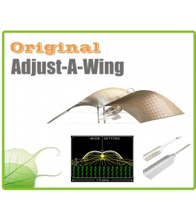 Adjust-A-Wing Large Avenger Fibra Di Vetro Crx 97% + Super Spreader