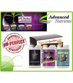 Advanced Nutrients Bigger Yields Grand Master Grower Bundle