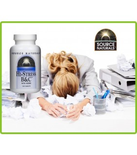 Hi Stress B&C 60 Tablets