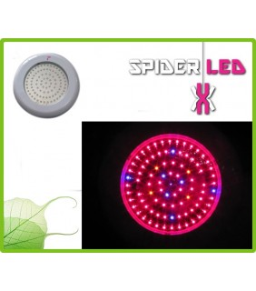 Ufo Led Grow Light Spider-Led 90 Watt Tri-Band