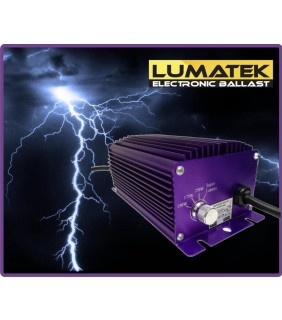 400-600W 220-400v Ultimate Ballast Lumatek Hps-Mh Bipotenza Superlumen