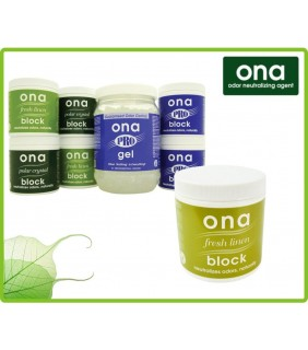 ONA Block Fresh Linen 170 Gr