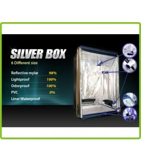 Grow Room In Mylar 120x120x200